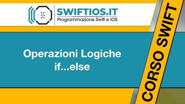 Operazioni-Logiche-if...else