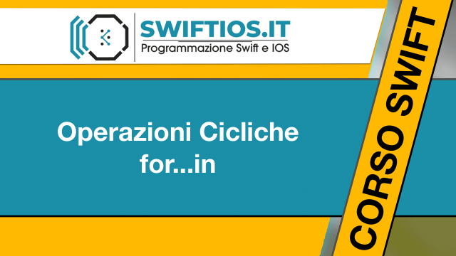 Operazioni-Cicliche-for