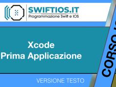 Xcode-Prima-Applicazione