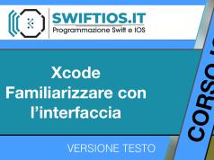 Xcode-Familiarizzare-con-l'interfaccia