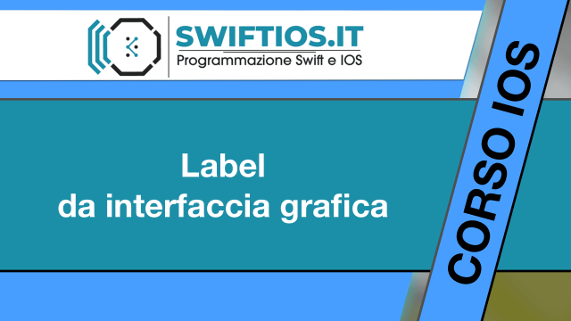 Label-da-interfaccia-grafica