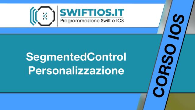 SegmentedControl-Personalizzazione