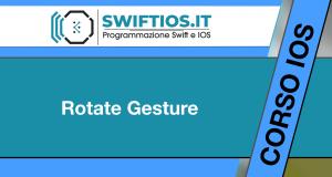 Rotate-Gesture